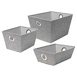 SALT™ Tweed Grommet Storage Bin