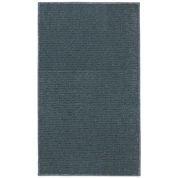 Alternate image 1 for Mohawk Home® Washable Pinstripe Rug