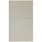 Mohawk Home® Pinstripe 1-Foot 8-Inch x 2-Foot 10-Inch Rug in Light Cream