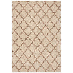 Karastan Prima Shag Temara Lattice Rug
