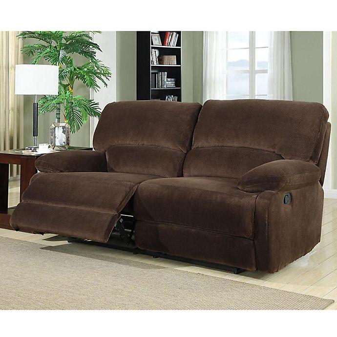 Wondrous Pulaski Walcott Sofa In Rhino Beluga Bed Bath Beyond Ocoug Best Dining Table And Chair Ideas Images Ocougorg