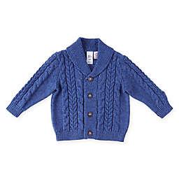 OshKosh B'gosh® Shawl Collar Sweater in Navy