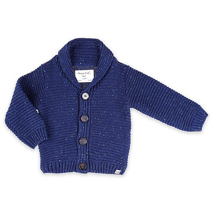 Alternate image 1 for Sovereign Code® Cardigan in Navy