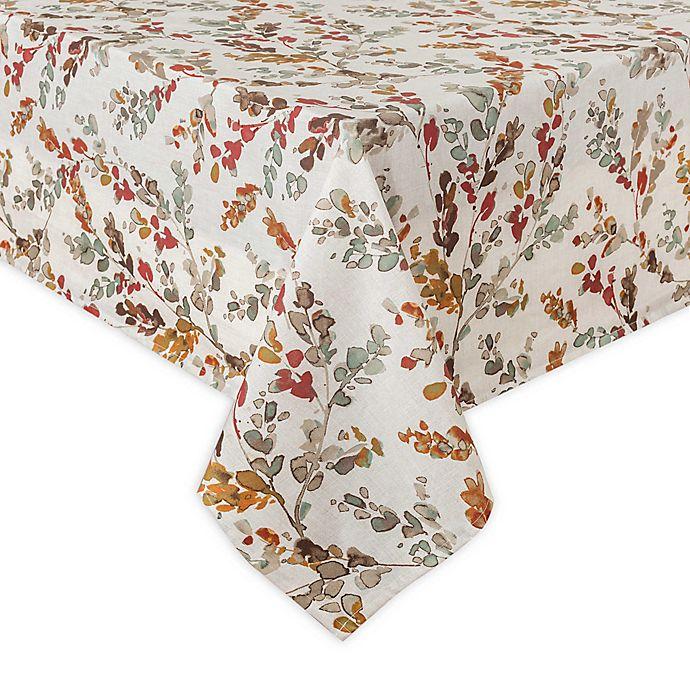 Fairlawn Laminated Fabric Tablecloth