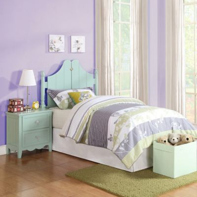 Powell Youth Bedroom Gabby Twin Bed In A Box Furniture Bed Bath