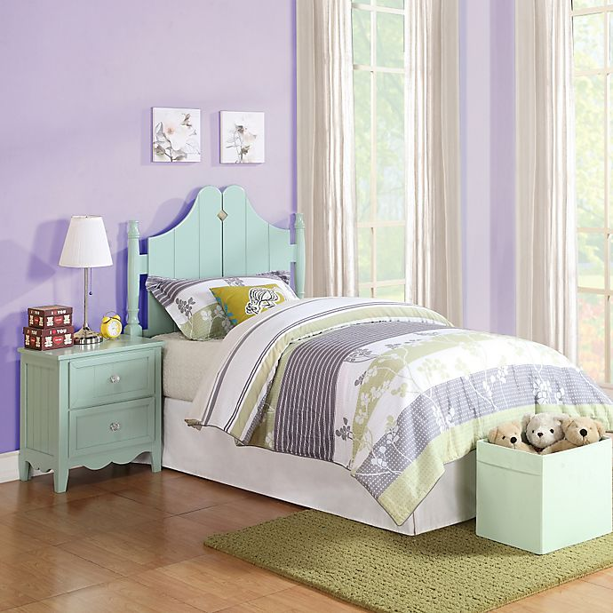 Powell Youth Bedroom Gabby Twin Bed in a Box Furniture | Bed ...