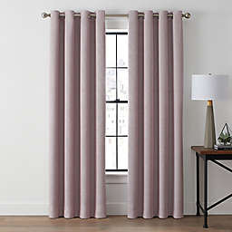 Brookstone® Zadie Grommet 100% Blackout Window Curtain Panel