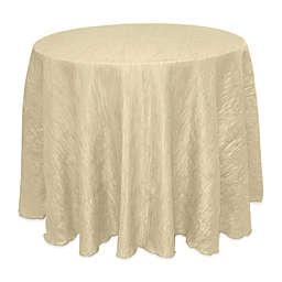 Ultimate Textile Delano Round Tablecloth