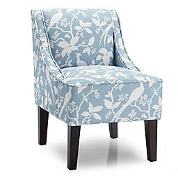 Dwell Home Marlow Accent Chair with Bardot Upholstery