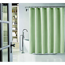 Wamsutta® 54-Inch x 78-Inch Cotton Shower Curtain in Sage