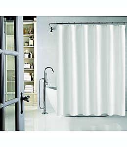 Cortina de baño Wamsutta® de algodón, 1.37 x 1.98 m en blanco