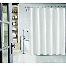 Wamsutta® 72-Inch x 72-Inch Cotton Shower Curtain in White