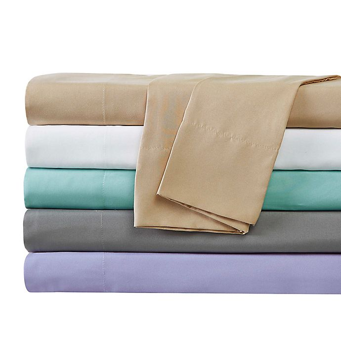 Alternate image 1 for SALT™ Microfiber Sheet Set