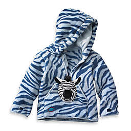 HoOdiePet™ Zolie the Zebra Hoodie in Blue