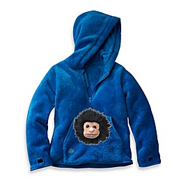 HoOdiePet™ Screamie the Ape Hoodie in Blue
