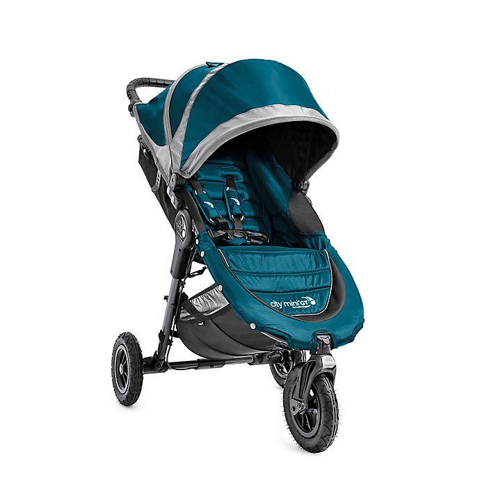 Baby Jogger® City Mini® GT Single Stroller in Teal/Grey ...