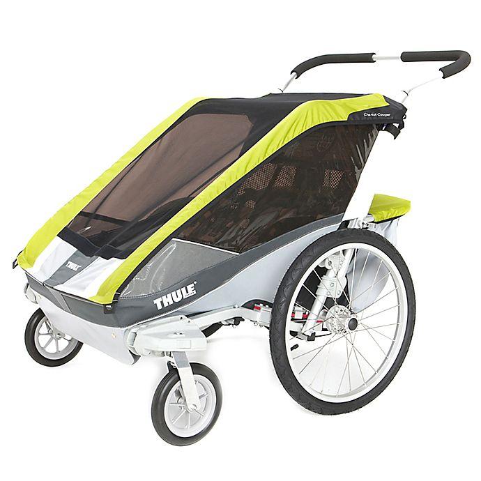 jogging strollers thule chariot cougar 2 multi sport. Black Bedroom Furniture Sets. Home Design Ideas