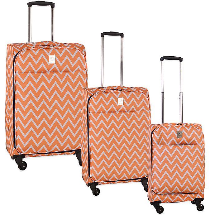 bda8d92eb0cb Jenni Chan Aria Madison Luggage Collection | Bed Bath & Beyond