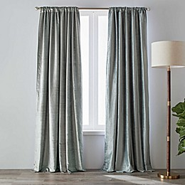 O&O by Olivia & Oliver™ Velvet Rod Pocket/Back Tab Room Darkening Curtain Panel