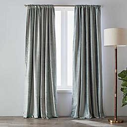 O&O by Olivia & Oliver™ Velvet Rod Pocket/Back Tab Room Darkening Curtain Panel