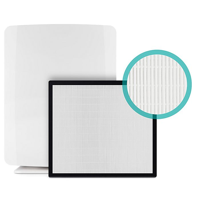 Alternate image 1 for Alen® BreatheSmart® FIT50 Replacement HEPA-Pure Air Filter in Black