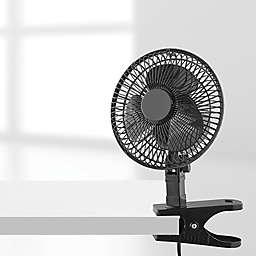 6-Inch Clip Fan