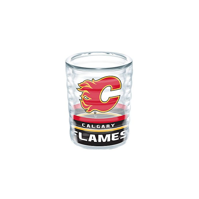 Alternate image 1 for Tervis® NHL Calgary Flames Wrap 2.5 oz. Collectible Cup