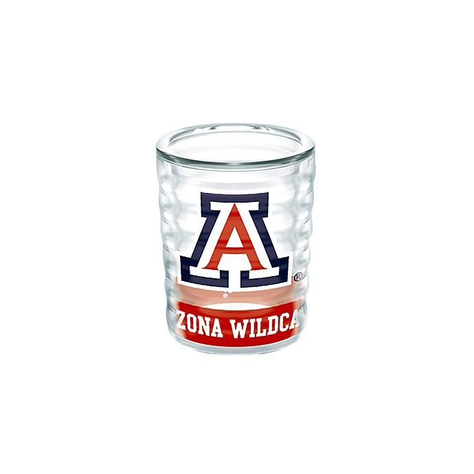 Alternate image 1 for Tervis® University of Arizona Wildcats Wrap 2.5 oz. Collectible Cup