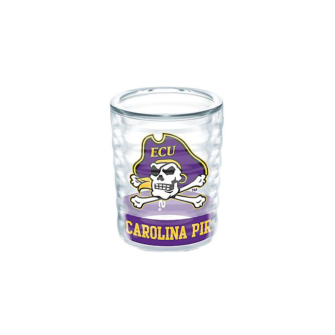 Alternate image 1 for Tervis® East Carolina University Pirates Wrap 2.5 oz. Collectible Cup