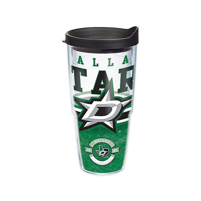 Alternate image 1 for Tervis® NHL Dallas Stars Core Wrap 24 oz. Tumbler with Lid