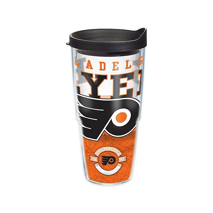 Alternate image 1 for Tervis® NHL Philadelphia Flyers Core Wrap 24 oz. Tumbler with Lid