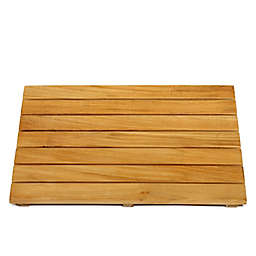 ARB Teak & Specialties Teak Wood Shower Mat