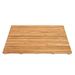 ARB Teak & Specialties 36-Inch x 36-Inch Teak Wood Shower Mat