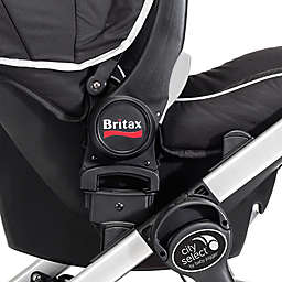 Baby Jogger® City Select/Versa Stroller Adaptor for BRITAX B-Safe/Chaperone Infant Car Seats