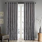 Andora 84-Inch Window Curtain Panel in Grey