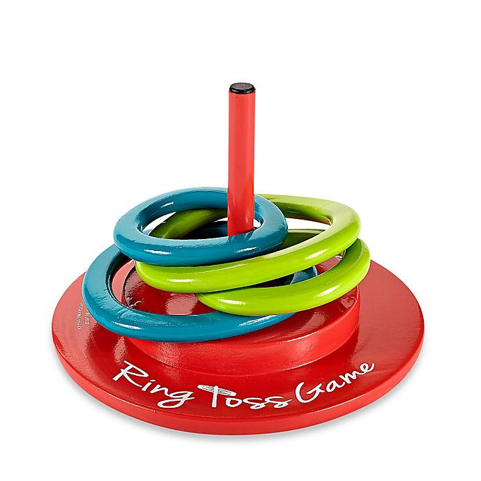 Alternate image 1 for Super Soft® Ring Toss Game