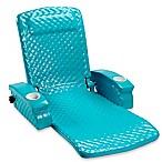 Super Soft® Adjustable Pool Recliner in Tropical Teal
