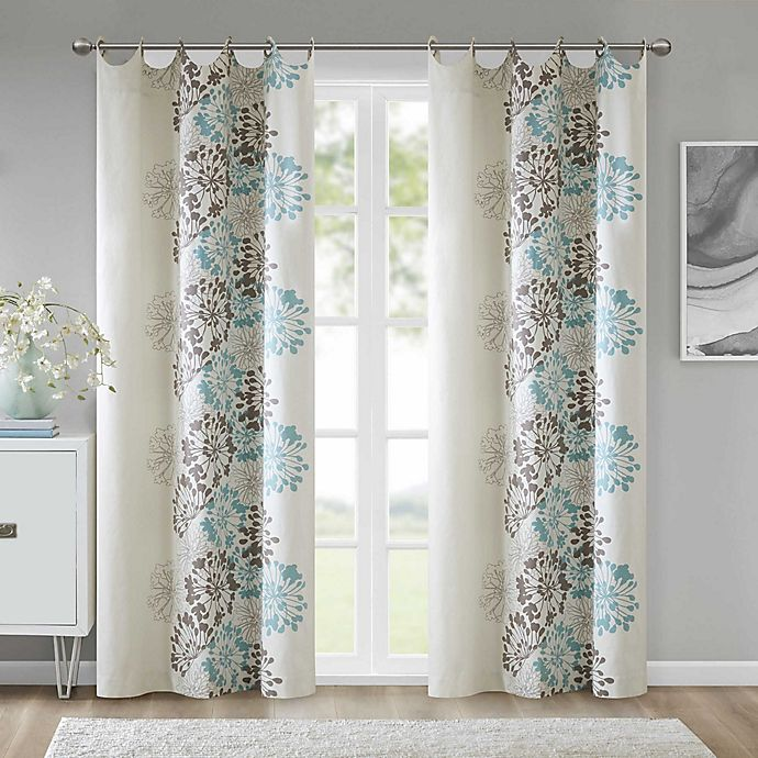 Alternate image 1 for Anya 84-Inch Grommet Window Curtain Panel
