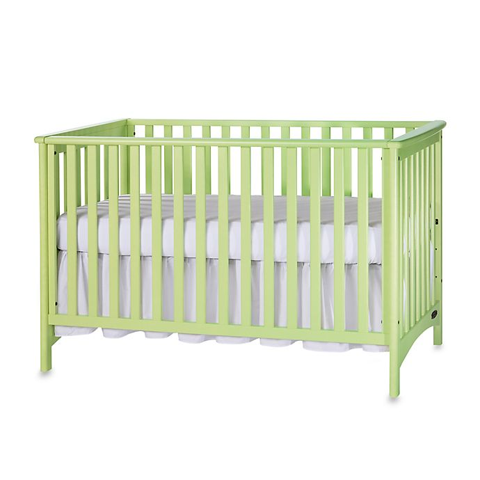 Alternate image 1 for Child Craft™ London 3-in-1 Euro Style Convertible Crib in Lime