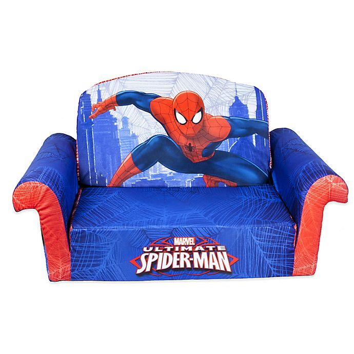 Fine Spin Master Marshmallow Spider Man Flip Open Sofa Bed Inzonedesignstudio Interior Chair Design Inzonedesignstudiocom