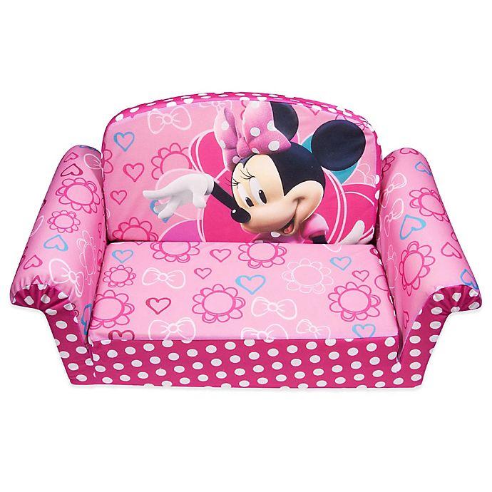 Minnie S Bow Tique Flip Open Sofa