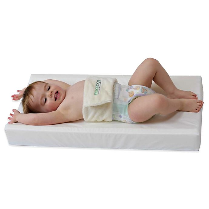 Alternate image 1 for PooPoose® Wiggle Free Diaper Changing Pad