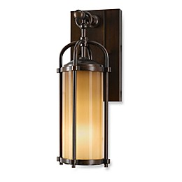 Feiss® Dakota Outdoor Wall Lantern in Heritage Bronze