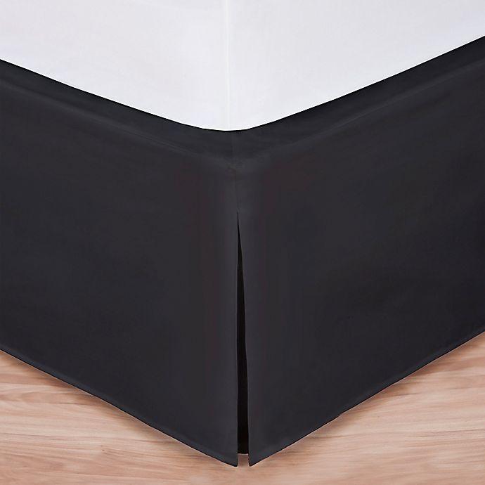 Alternate image 1 for Wrap-Around Wonderskirt Bed Skirt