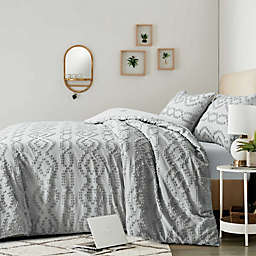 Wamsutta® Collective Nantucket 2-Piece Twin/Twin XL Comforter Set in Grey