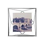 Umbra® Prisma 4-Inch x 4-Inch Photo Frame in Chrome
