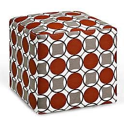 Dwell Home 16.5-Inch Axis Aura Cube Ottoman