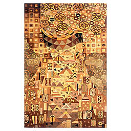 Momeni® New Wave Abstract Multicolor Rug