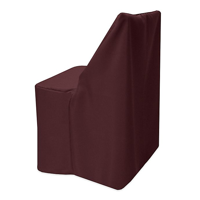 Basic Polyester Cover For Wood Folding Chair Bed Bath