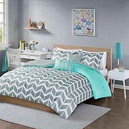 Nadia Reversible Comforter Set